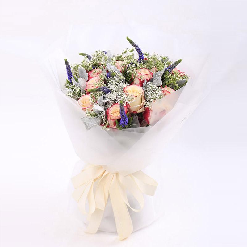 厄瓜多尔甜心玫瑰x19朵